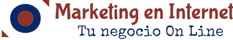 logo marketing en Internet